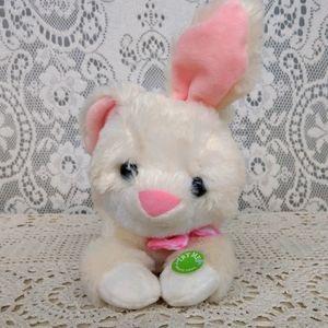 Talking and Moving Rabbit Bunny Plush
